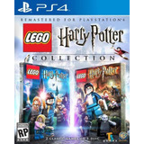 Lego Harry Potter Coleccion Ps4 Entrega Gratis Gcpd
