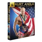 Wwe Kurt Angle: The Essential Collection Dvd Original Nuevo
