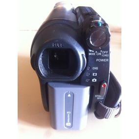 Videocamara Sony Handycam Carl Zeiss Lens Como Nuevo