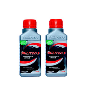 Kit C/2 Militec 1 Condicionador Metais - Bossoniautoparts