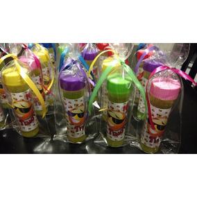 Burbujeros Personalizados - Pack 10 Unidades - Souvenirs