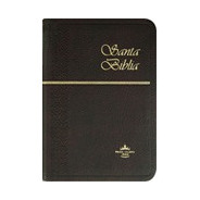 Biblia Grande De Lujo Ultra Fina Negra Reina Valera 1960