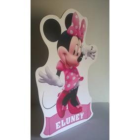 Centros De Mesa Minnie-mikey----personalizados