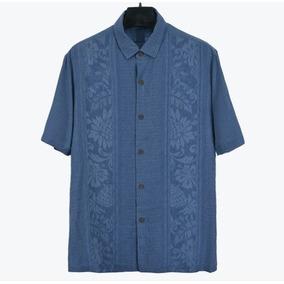 Camisa Tommy Bahama - Seda Pura