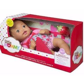 Little Mommy Bebita Recién Nacida Fresita