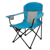 Silla Plegable Para Camping Playa Ecology Fresh Throne Azul