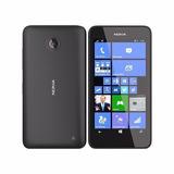 Nokia Lumia 635 8gb Tela 4.5 5mp Windows Phone 8.1 - Preto
