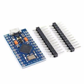Arduino Pro Micro - Atmega32u4 - Compatível Leonardo. Cuiabá