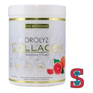 Colageno Hydrolizado Ac Hialuronico Q10 Vit C Age Biologique