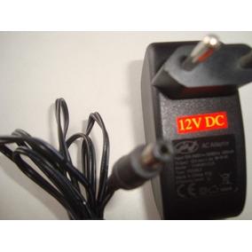 Fonte 12v Plug P4 1,5a Cftv , Dvd , Tv , Ap. Net E Outros