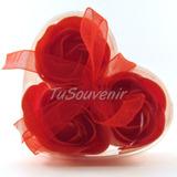 Rosas Petalos De Jabon X 60 Uni. Perfumdas En Caja Fina