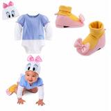Fantasia Margarida Bodysuit Baby Completa Disney Store 18/24