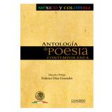 Libro Antología De Poesía Contemporánea Cangrejo E.