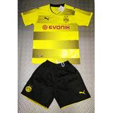 Uniforme De Futbol Borussia Dortmund 2017 -2018