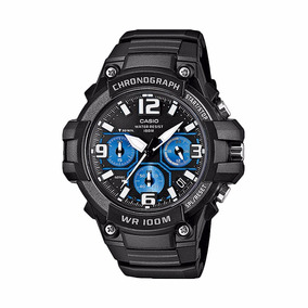 Reloj Casio Mcw-100h Sumergible Analogico Varios Modelos New
