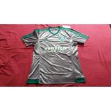 Camisa Original Palmeiras adidas 3 Prata, Cinza Iii 2015/16
