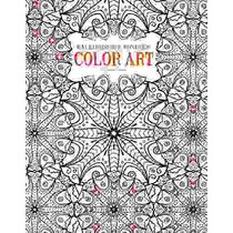 Libro Kaleidoscope Wonders | Color Art For Everyone - Leisur