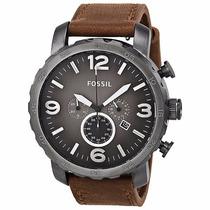 Relógio Masculino Fossil Nate Jr1424 ( Rev. Autorizado) Nfe