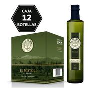 Aceite De Oliva El Mistol Clásico X 250ml (caja 12 Botellas)