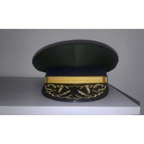 Quepe De Oficial General Do Exército Brasileiro(verde Oliva)