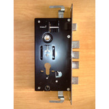 Cerradura Puerta Seguridad 60mm Cilindro Y Manillas