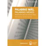 Palabras Más, Palabras Menos - M.c. Dutto, S. Soler, S.tanzi