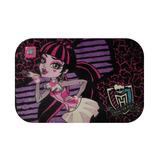 Tapete Infantil 0,80x1,20 Monster High Beijo Jolitex