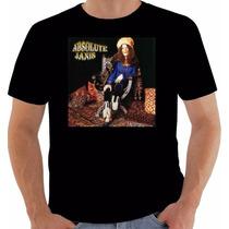 Camiseta Original Disco Janis Joplin Absolute Janis 1997