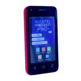 Celular Alcatel 4gb 3g Ot4009 Pixi Rosa Amovil