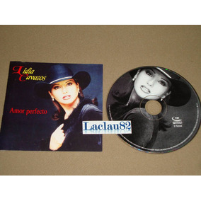 Lidia Cavazos Amor Perfecto 1998 Azteca Records Cd