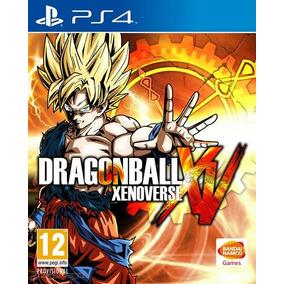 Dragon Ball Xenoverse / Ps4 / Español Latino / Juego Fisico