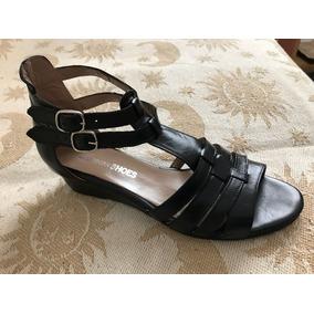 Sandalias De Cuero Argentinian Shoes Nro. 40