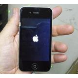 Iphone 4 Preto A1332 Anatel - Para Retirar Peças...