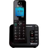 Teléfono Inalámbrico Con Bluetooth Panasonic Kxtgh260lab