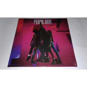 Lp Pearl Jam Ten Vinil Novo Lacrado Eu
