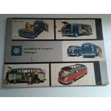 Folleto Catálogo De Venta: Pick Up/combi/furgón Vw Años ´50