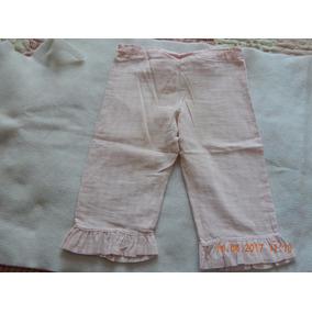 Pantalón De Nena Talle 3 Buen Estado!!