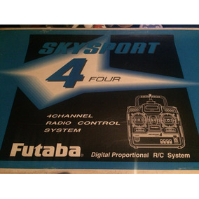 Radio Controle Futaba 4vf-fm72