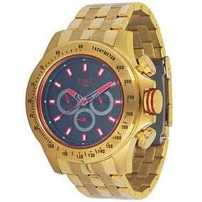 c160e6c597e Relógio Ewc Emt13203 C Extra Grande Estilo Invicta Masculino ...