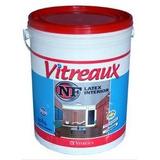 Pintura Latex Vitreaux Nf Interior X 20 Lts