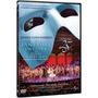 Dvd O Fantasma Da Opera - 25 Anos