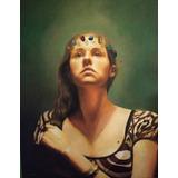 Retratos Oleo A Pedido Pinturas Originales
