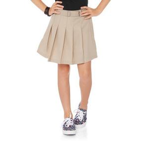 Uniformes Escolares Con Cinturón Plisado Scooter George Girl