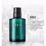 Perfume Solo Unique Hombre Gran Original Y Nuevo!