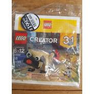 Coleccion Lego - La Nacion - N9 - Creator 3 En 1