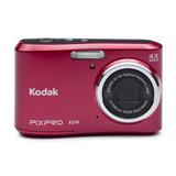 Cámara Kodak Pixpro Fz41 16 Mp Digital 4x 2.7 Lcd Vellstore