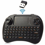 Teclado Bluetooth Led Viboton Para Tv, Pc