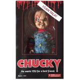 Chucky Mezco Ultimate De 38cm Con Sonido