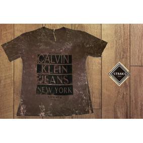Camisa Calvin Klein Summer P/m/g/gg - Straks Outlet