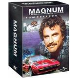 Box Dvd Magnum - 1ª Temporada Completa Original Lacrado